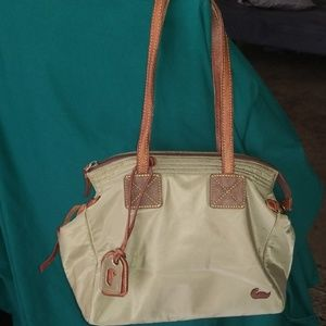 Nylon Dooney and bourke handbag